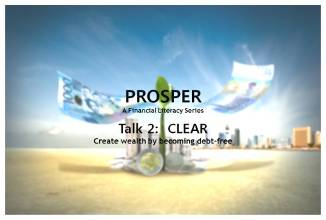 Prosper Talk 2 Clear Blog