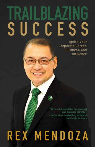 Trailblazing Success-Rex Mendoza Cover